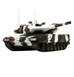 rc tank leopard 2a5 vstank pro bestuurbare tank