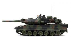 leopard 2a5 rc tank vstank radiografisch bestuurbare tank