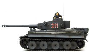 Panzerkampfwagen VI Tiger Ausf.E tiger 1 rc tank