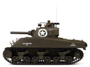 afstandbestuurbare tank m4a3 sherman vstank rc
