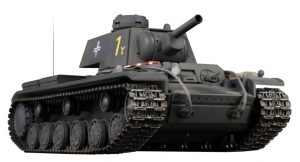model tank pz.753(r) infrarood tank ir-battle