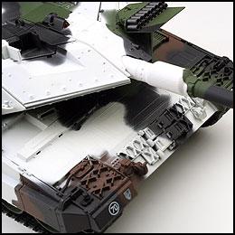 leopard 2a6 bestuurbare tank rc tank vstank pro