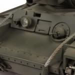 bestuurbare tank kv-1 sovjetunie rc tank