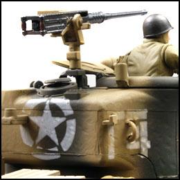 vstank pro vsp m4a3 sherman rc tank