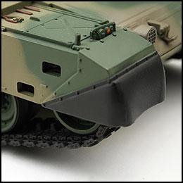 type 90 rc tank vstank radiografisch bestuurbare tank