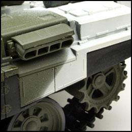 t-72 afstandbestuurbare tank vstank pro