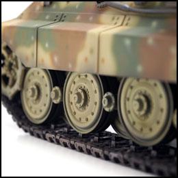 tiger II königstiger rc tank vstank radiografisch bestuurbare tank