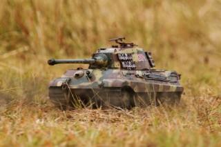 Tweede Wereldoorlog Tanks