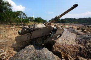 Moderne Tanks