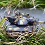 VsTank 1:24 Abrams Standaard Camo (Erwin uit Eindhoven)